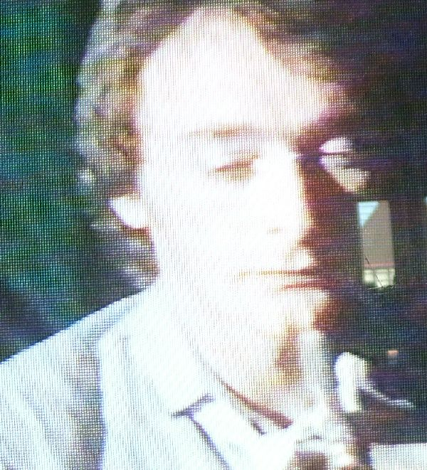 Gavin on TotP doing Easy Come Easy Go.